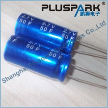Radial Super Capacitor 2.5V 60F,90F,100F,120F,150F,compare with Nichicon,Rubycon