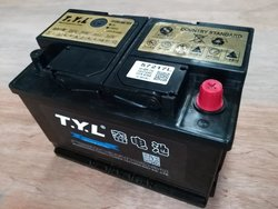 New product 2017 78 car battery OEM