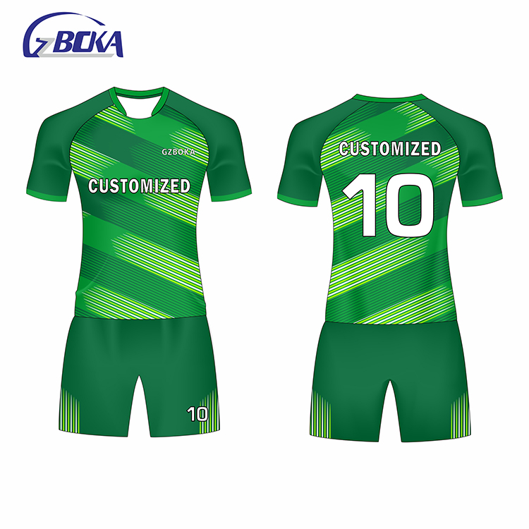 Catálogo de fabricantes de Uniformes De Futbol Verdes de alta calidad y Uniformes  De Futbol Verdes en Alibaba.com 795f1b11052ba