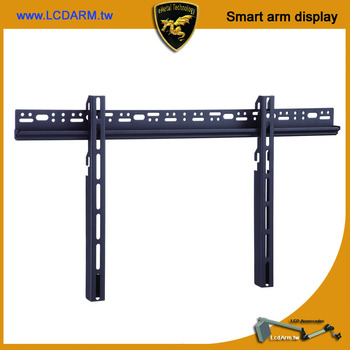 Slim Tv Wall Mount Bracket For Simple Easy To Install 32