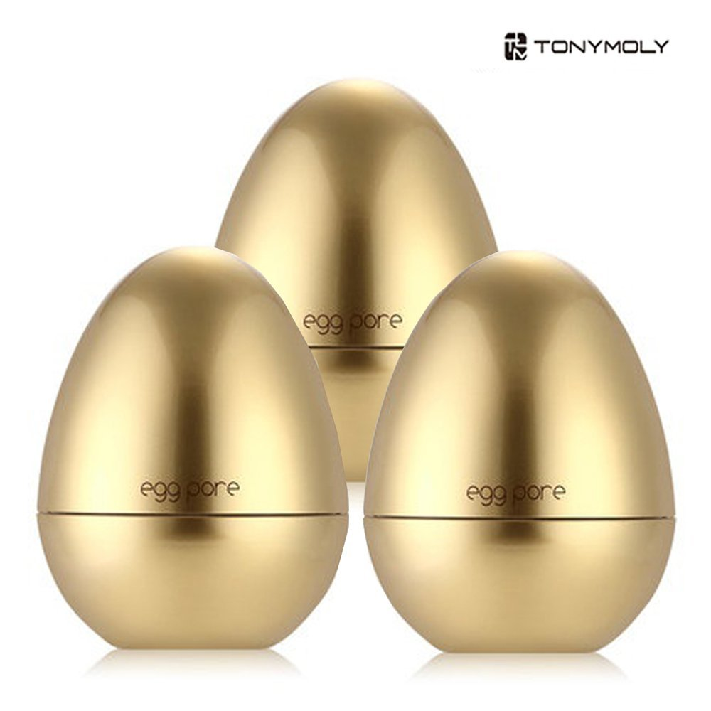 [TONYMOLY] Egg Pore Silky Smooth Balm for Softer and Smoother Skin 20g x 3pcs