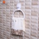 Home useful plastic towel hanger suction cup towel holder towel ring