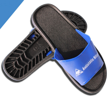 f994f013d1ac Blue Esd Slippers Workshop Slippers Anti-static Slippers - Buy Esd ...