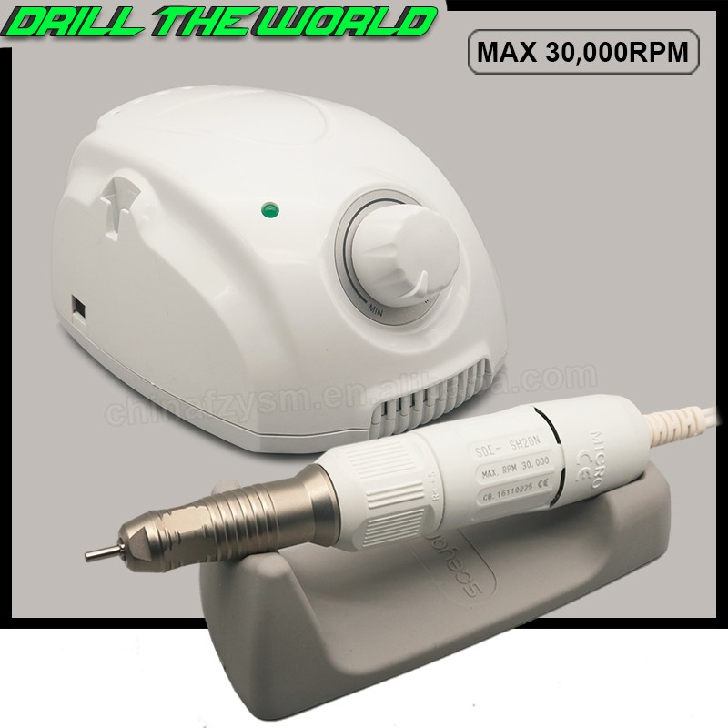 35000rpm original saeyang marathon micro motor 3 champion mini light handpiece electric manicure machine