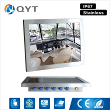 High quality china i3 i5 celeron processor 15' inch lcd touch screen industrial panel pc