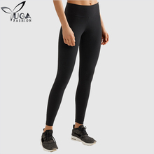 Donna Dri Fit Work Out Gear Traspirante <span class=keywords><strong>Athletic</strong></span> Apparel Calzamaglia Sexy in Nero