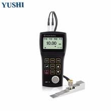 thickness measuring instruments portable ultrasonic plastic thickness gauge