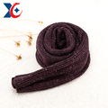Wholesale lovely solid color hat scarf glove set