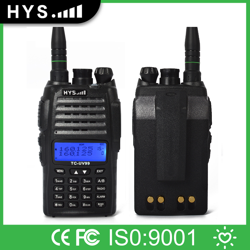 Good Price Portable Ham Radio Transmitter TC-VU99 With PC Programmable