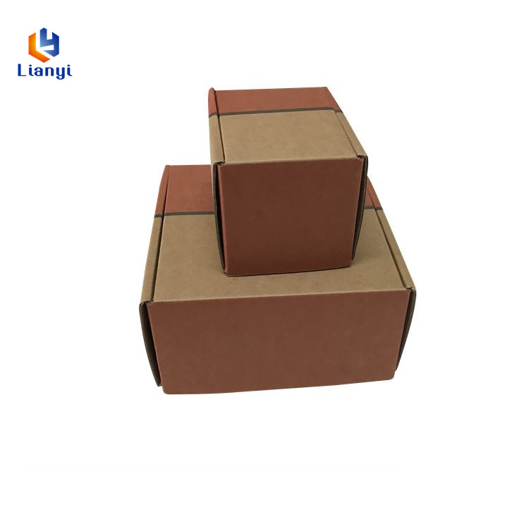 CUSTOM PRINTED CORRUGATED CLOTHES PACKAGING BOX CORRUGATED CARTON BOX TUCK TOP MAILING BOX FOR WEDDING DRESS