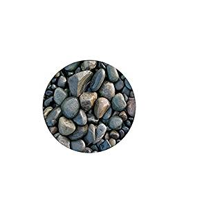 696a45099ecb Get Quotations · Handstands Mouse Mat - Round River Rocks - 13118