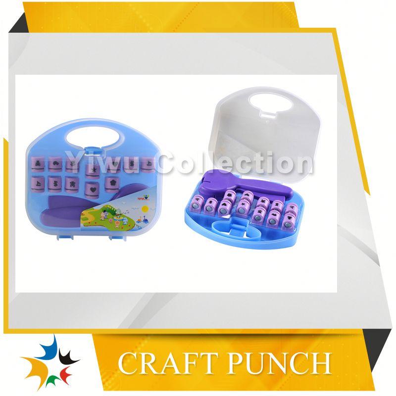custom shaped paper punch