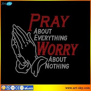 Crystal Praying Hands 38a5fe2b7709