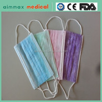 1 2 3ply Ebola virus prevent surgical face mask