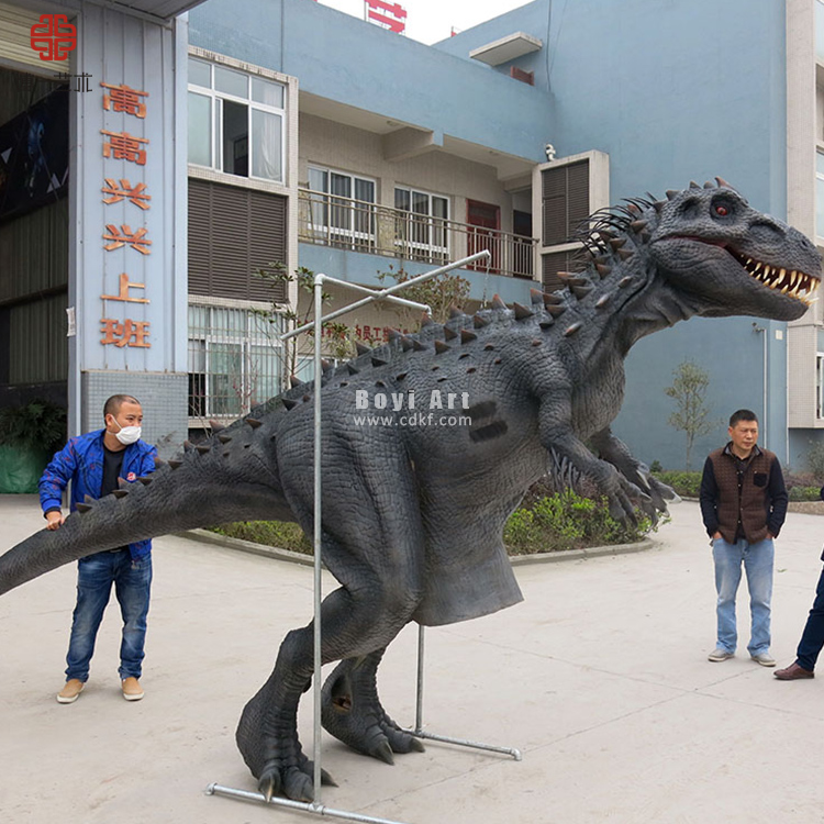 Realistic Costume Cosplay Real Dinosaur Costume For Sale