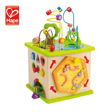Hape Wholesale Toys Cheap Baby wooden multi-function toys for kids children's
