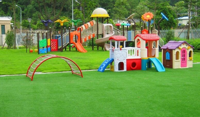 Backyard Climbing Structures Outdoor Play House Outdoor Gym Sets QX 157A