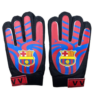 Hign quality Professional Goalkeeper Gloves Finger Protection Thickened Latex Soccer Football Goalie Gloves Goal keeper Gloves