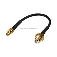 3m female smb to female f connector to rf cable type