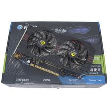 GTX750TI really 2G DDR5 HD game graphics Master Lu 28000 branch