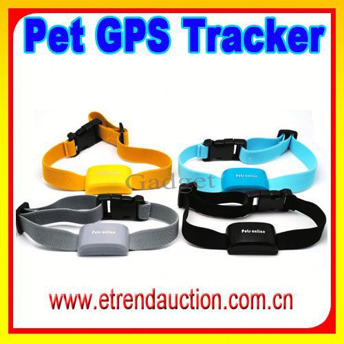 Mini long time GPSTracker Real Time Pet GPS Tracking Locator personal System