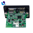 VIRE High quality FM MP3 MP4 MP5 media player decoder board