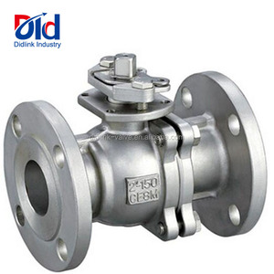 ANSI 4 Inch Handle Price Flanged Floating High Pressure Stainless Steel Ball Valve