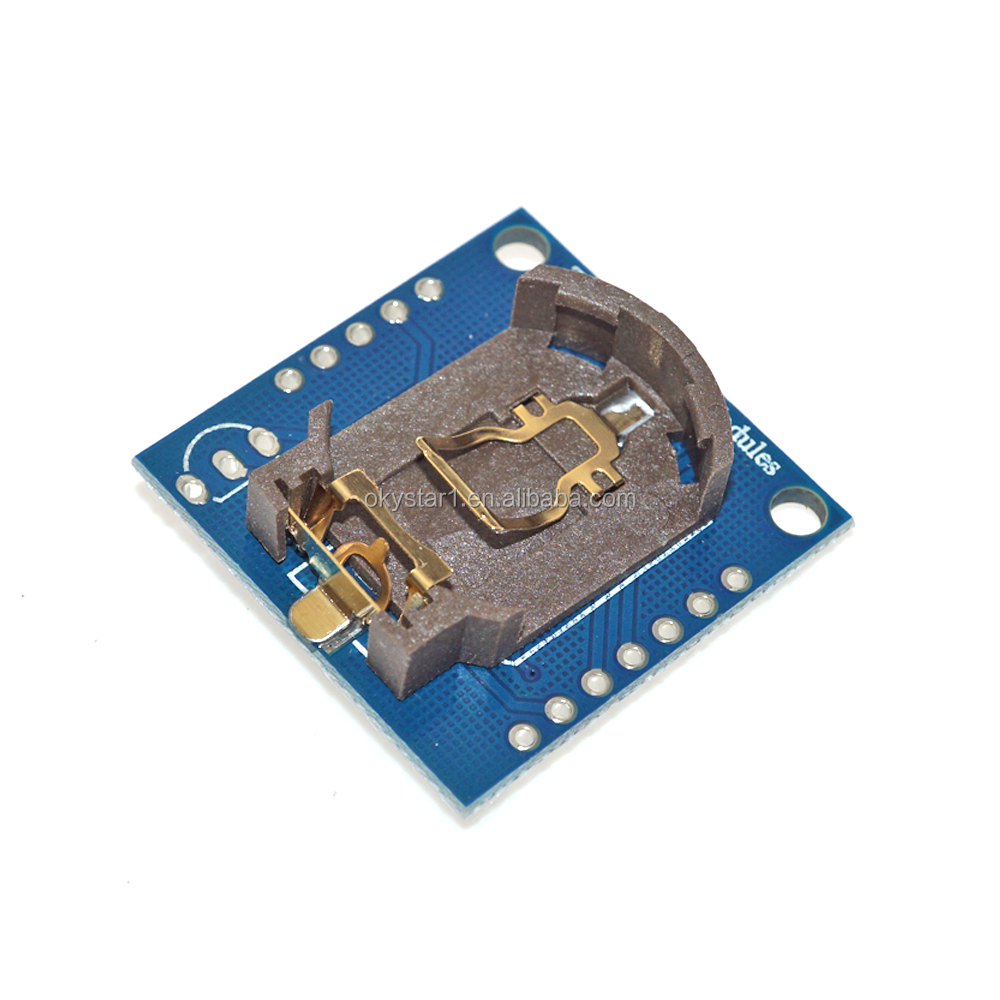 I2c Rtc Ds1307 At24c32 Real Time Clock Module Buy Ds1307clock Ds1307realtimeclockschematic Modulertc Product On