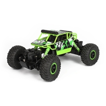 X כוח S-001 1:18 מיני 2.4 גרם 4WD <span class=keywords><strong>RC</strong></span> Crawler Off Road <span class=keywords><strong>רכב</strong></span>, 130 <span class=keywords><strong>חזק</strong></span> מגנטי פחמן מברשת מנוע