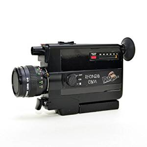 Pro8mm Rhonda CAM Super 8mm Film Camera