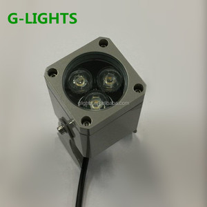 CE ROHS IP65 mini power 3w focus lighting outdoor led flood