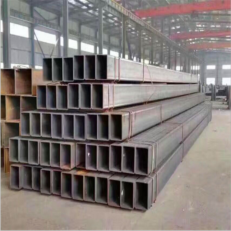Alibaba Pemco Supplier mirror polish 10x10-100x100 square raw steel tube
