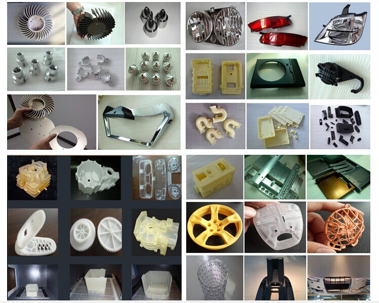 Custom injection mold product vehicle plastic parts
