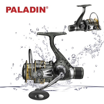 PALADIN Wholesale CNC Aluminum Power Handle Bait Fishing Reels for Carp Fishing