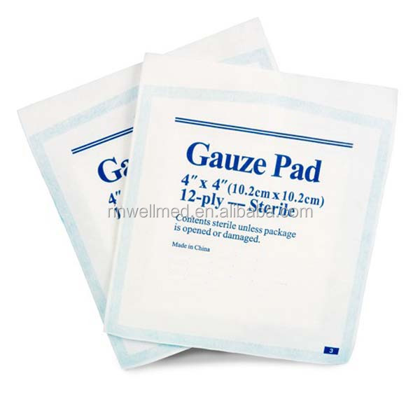 sterile gauze pad 10x10cm buy gauze pad 10x10 sterile gauze pad