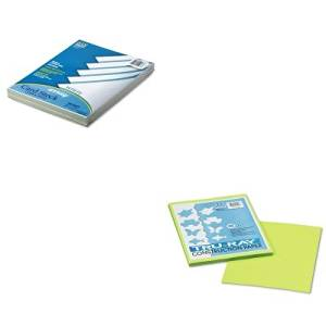 KITPAC101188PAC103423 - Value Kit - Pacon Tru-Ray Construction Paper (PAC103423) and Pacon Array Card Stock (PAC101188)
