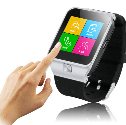 2015 Hot ZGPAX S29 Smart Watch Phone Bluetooth Smartwatch 1.3MP Camera 1.54'' GSM Sync Call Android Mate For IOS Samsung HTC