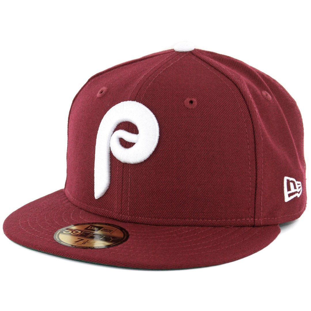 e04b266660e Get Quotations · New Era 5950 Philadelphia Phillies