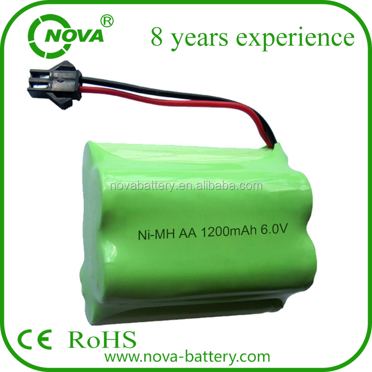20 AAA 20 AA 1800mAh 3000mAh Ni-MH batterie rechargeable Lampe Solaire MP3 RC