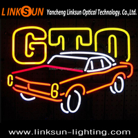 New products Pontiac GTO Neon Sign