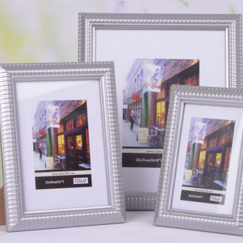 Baroque Sixy Photopicture Silver 4x6 5x7 8x10 Picture Frames Buy