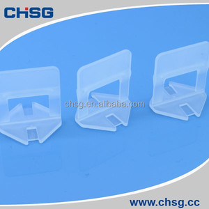 (50pcs clips/bag) china manufacture best price wall floor tile leveling system spacers clip SGL1-3
