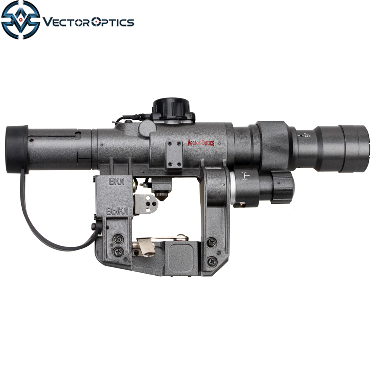 Vector Optics 3-9x24 4x24 1x28 SVD Dragunov Scope Riflescopes / Red Dot Sight for AK47 AK Series Tactical Sniper Rifle Hunting
