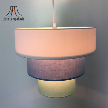 High quality tc fabric pvc lamp shade with wire frames for hotel high quality tc fabric pvc lamp shade with wire frames for hotel project greentooth Image collections