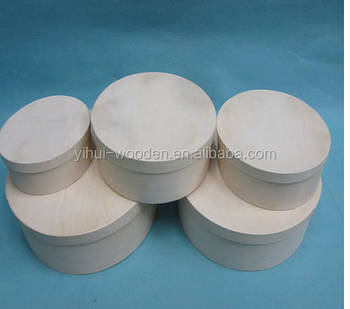 Wholesale Cheap Poplar Wood Round Box Veneer Wood Cheese Boxes Buy Wood Cheese Packaging Boxround Boxes For Cheeselightweight Wood Box Product On