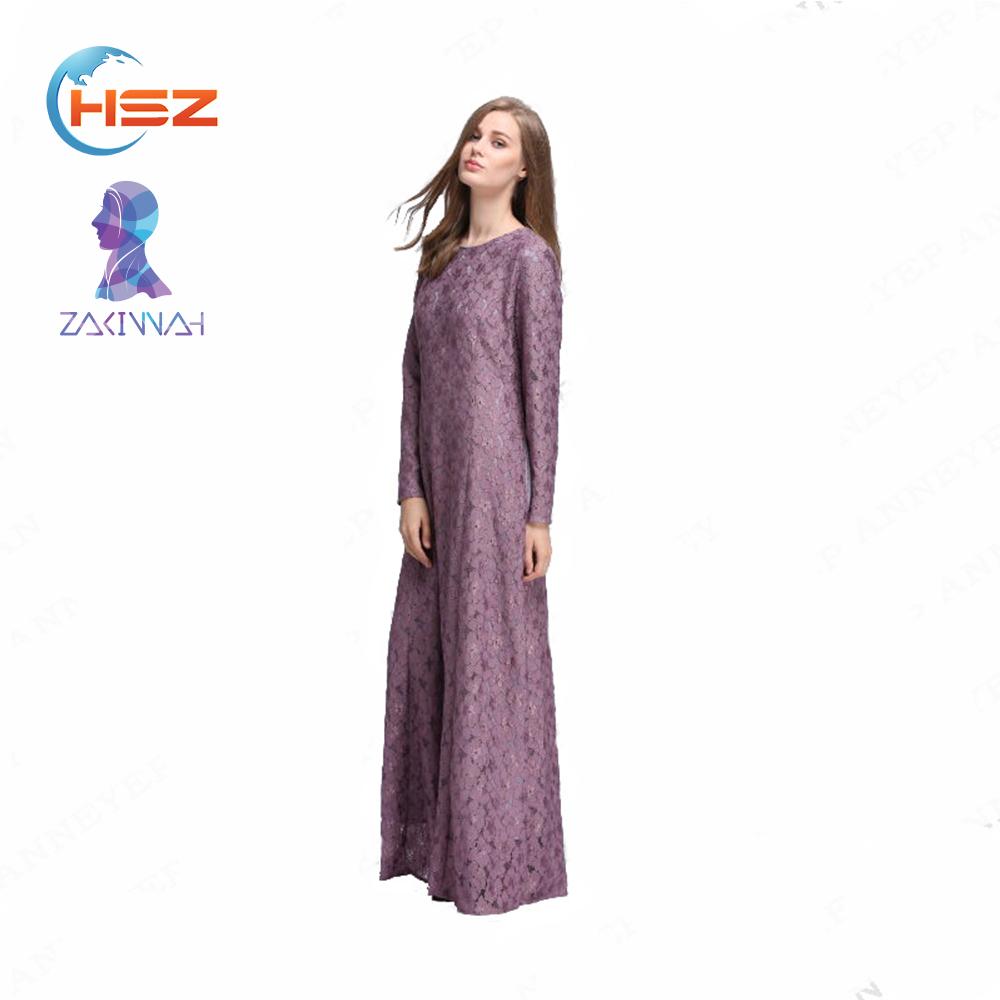 Zakiyyah HSZ-065 Guter verkäufer für Neueste langen faltenrock ...
