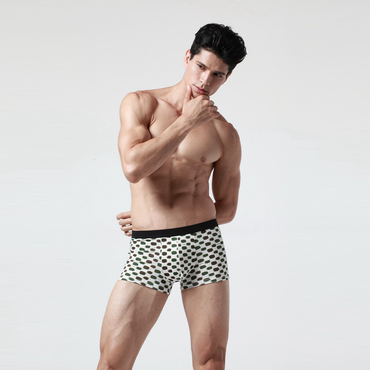 OEM Service Cotton bamboo boxer briefs mens mini boxer briefs