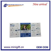 New product 12 month dry erase wall calendar With Good After-sale Service