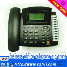 High End IP Phone with 3 SIP accounts, IAX-2 and VPN.