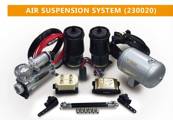 230020 VOLCANO home vehicles truck suspension system without air bags